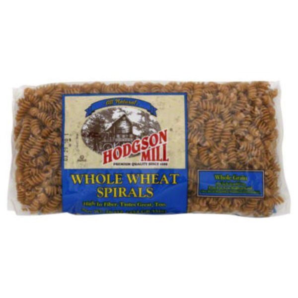 Hodgson Mill Spirals, Whole Wheat/Whole Grain