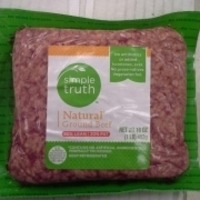 Simple Truth Natural Ground Beef