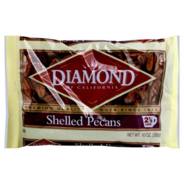 Diamond Of California® Shelled Pecans