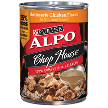 Alpo Rotisserie Chicken Dog Food