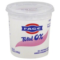 Fage Total 0% Greek Strained Yogurt