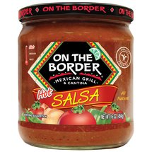 On The Border Mexican Grill & Cantina Hot Salsa