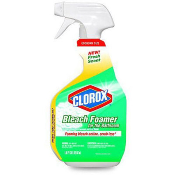 Clorox Bathroom Bleach Foamer Fresh