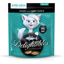 Delightables Cat Treats Tuna Cat Treats
