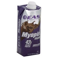Eas Myoplex Original Chocolate Fudge Nutrition Shake