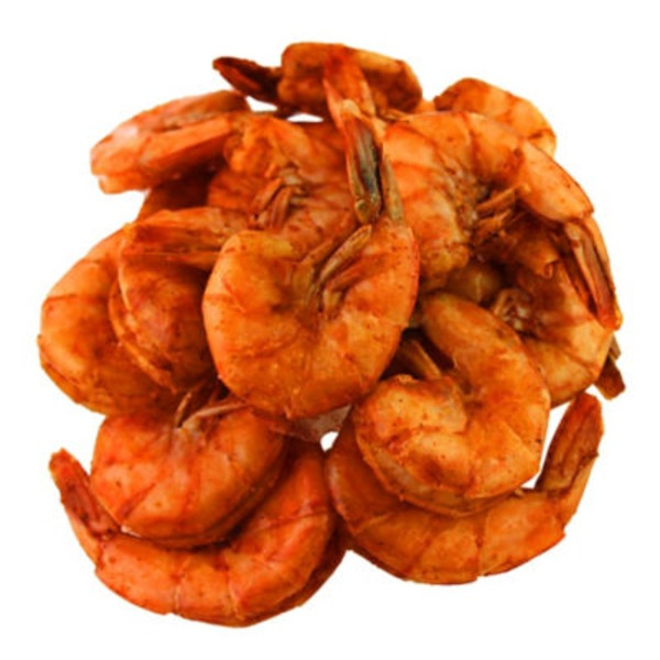 Spicy Cooked Shrimp Peel And Eat