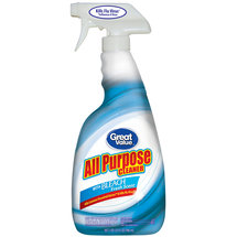 Great Value All Purpose Cleaner with Bleach Fresh Scent Spray