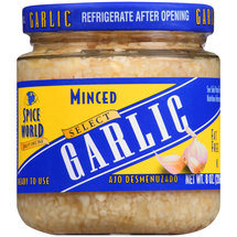 Spice World: Minced Garlic