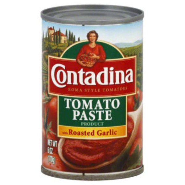 Contadina with Roasted Garlic Tomato Paste