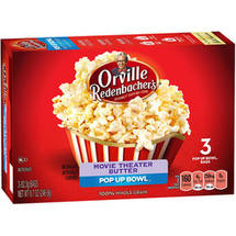 Orville Redenbacher's Microwave Movie Theater Butter Gourmet Popping Corn