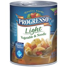 Progresso Light Vegetable And Noodle Soup