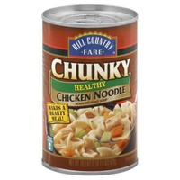 Hill Country Fare Chunky Healthy Chicken Noodle Soup