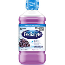 Pedialyte Grape Flavor Oral Electrolyte Maintenance Solution