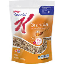 Kellogg's Special K Touch of Honey Granola Cereal