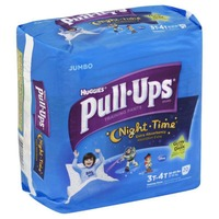 Pull Ups Night Time for Boys 3T-4T Training Pants