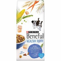 Beneful Dry Dog Food Healthy Puppy
