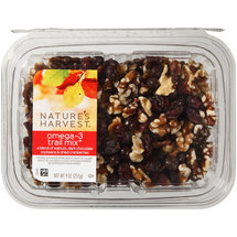 Nature's Harvest Omega-3 Trail Mix