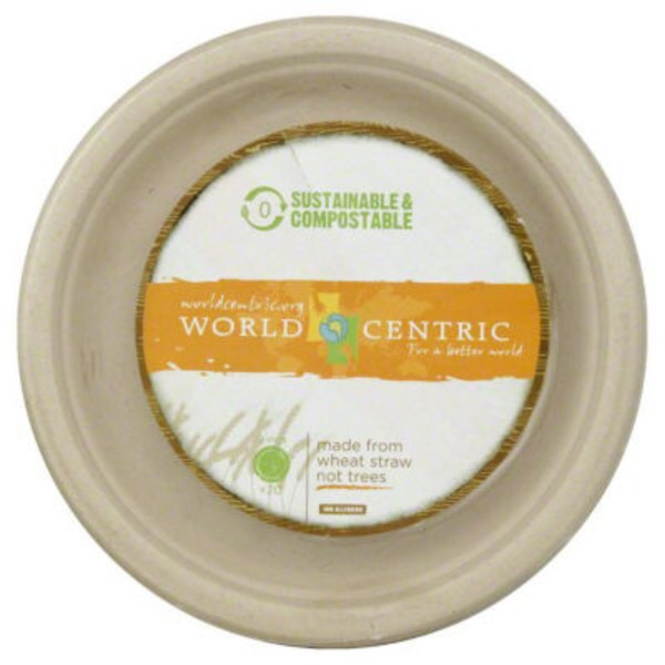 World Centric 9 Inch Plates