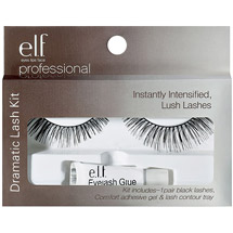 e.l.f. Professional Dramatic Lash Kit Black