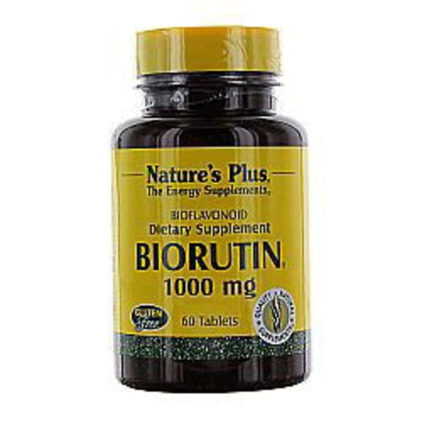 Nature's Plus Biorutin 1000 Mg Tablets