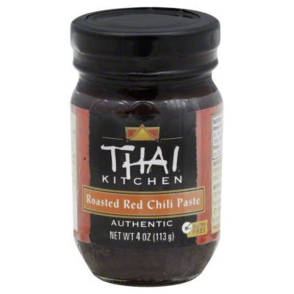 Thai Kitchen Roasted Red Chili Paste