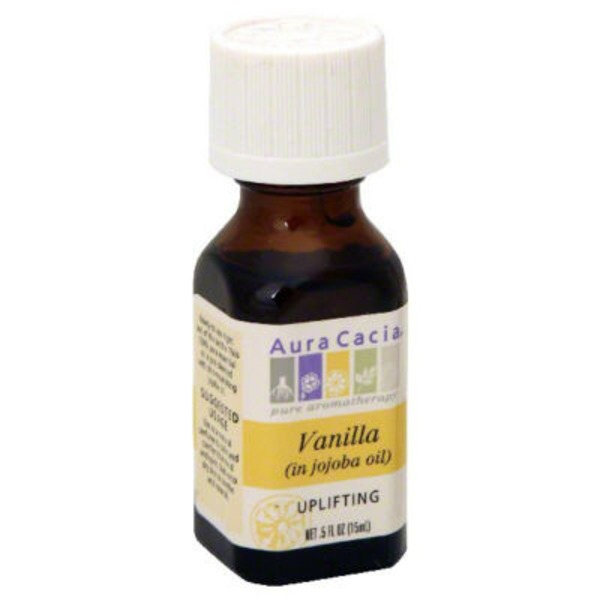 Aura Cacia Vanilla with Jojoba Essential Oil