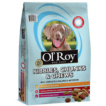 Ol Roy Kibbles Chunks & Chews Dog Food
