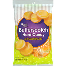 Great Value Butterscotch Hard Candy