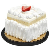 H-E-B Bakery Strawberry Shortcake Cakerie for Two