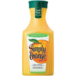 Simply Orange Grove Made High Pulp Orange Juice