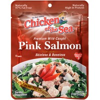 Chicken of the Sea Wild-Caught Skinless & Boneless Pink Salmon