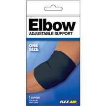 Flex Aid Adjustable Elbow Support One Size