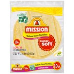 Mission Super Size Yellow Corn Tortillas
