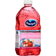Ocean Spray White Cran-Strawberry Juice