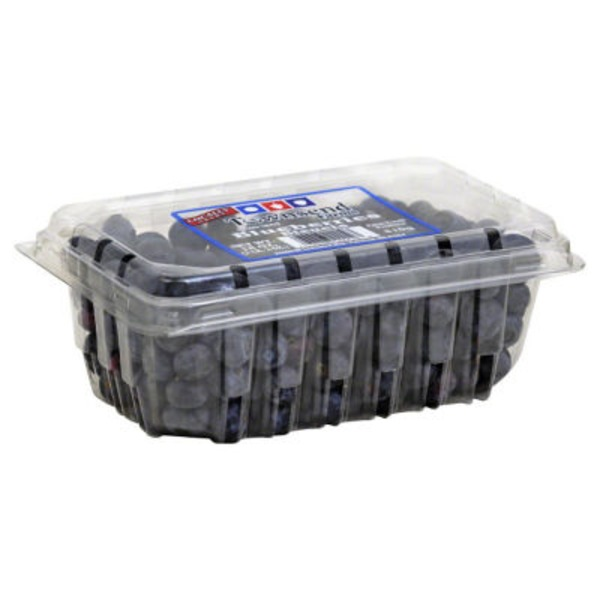Fresh Blueberries Package