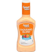 Great Value Thousand Island Dressing