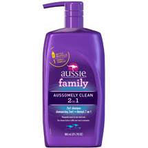 Aussie Family Aussomely Clean 1 Shampoo & Conditioner
