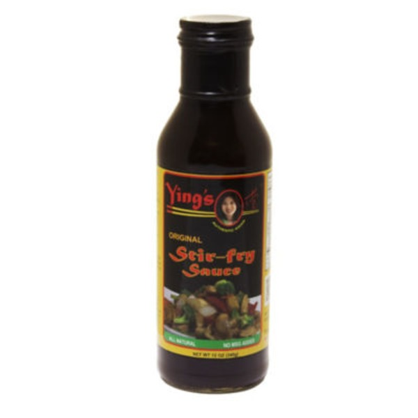 Ying's Authentic Asian Stir-Fry Sauce