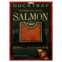 Ducktrap River of Maine Smoked Atlantic Salmon