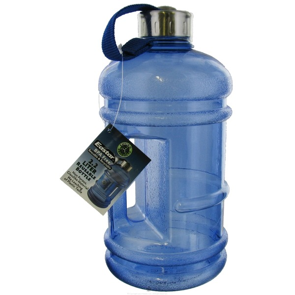 New Wave Enviro Products Eastar Resin Water Bottle W Handle