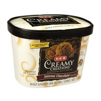 H-E-B Creamy Creations Intense Chocolate Ice Cream
