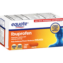 Equate Regular-Strength Aspirin Pain Reliever