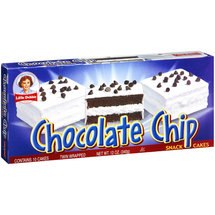 Little Debbie Chocolate Chip Snack Cakes