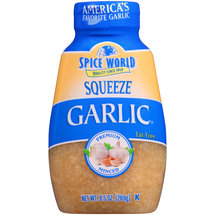 Spice World Premium Minced Garlic