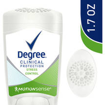 Degree Clinical Protection Stress Control Anti-Perspirant Deodorant