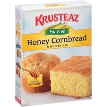 Krusteaz Fat Free Honey Cornbread Mix