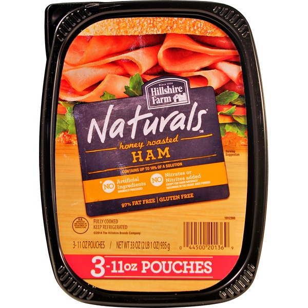 Hillshire Farm Naturals Honey Roasted Ham
