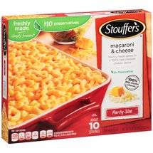 Stouffer's Party Size Macaroni & Cheese
