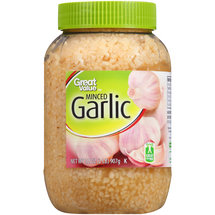 Great Value Minced Garlic