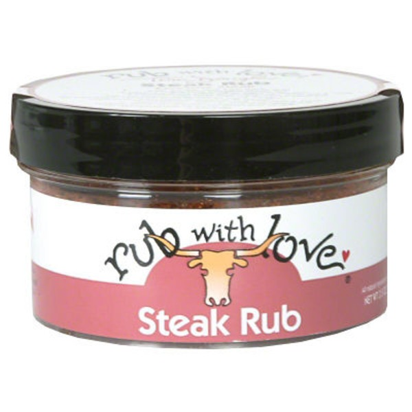 Tom Douglas Rub with Love Steak Rub